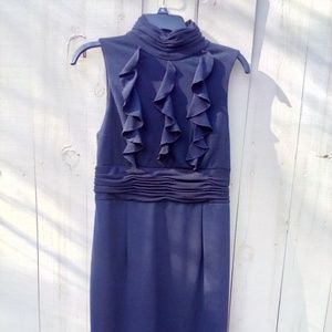 Adrianna Papell Casual dress  size 10 Navy blue